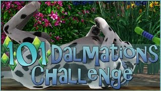 Sims 3 || 101 Dalmatians Challenge: Friendly First Date - Episode #4