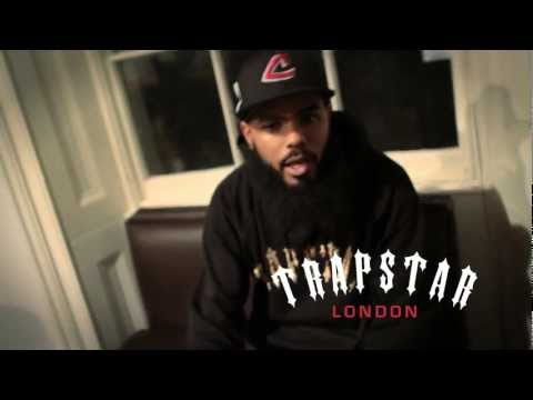 STALLEY X TRAPSTAR LONDON [Behind the scenes w/Stalley In London / Interview+Show]