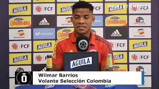 Previo Colombia vs Chile