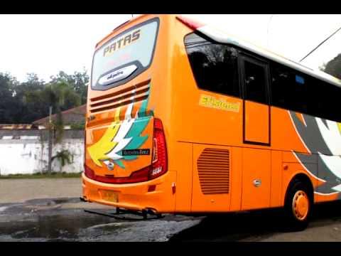Bis Royal Class Efisiensi Jetbus Setra 3 By Alfan Riski Ardiansyah