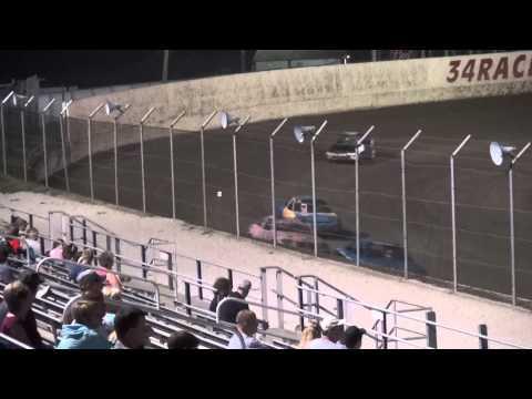 4 Cylinder feature 34 Raceway 9/5/15