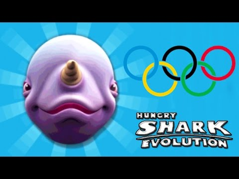 Hungry Shark Evolution - Event For Nancy The Baby Narwhal (Closing ...