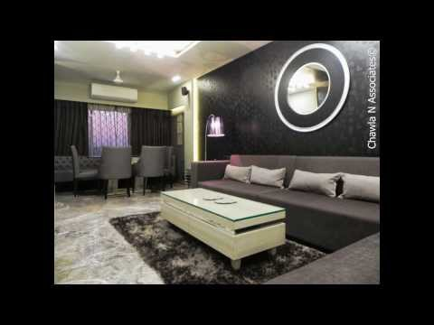 Residential Interior design at Santacruz west, Mumbai, part 1, Living & dining