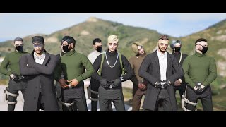 CALİSTA AİLESİ GANGSTA PARADİSE (GTA 5 CİNEMATİC)