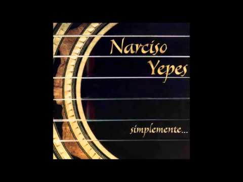"""""""Simplemente...""""Narciso Yepes."""