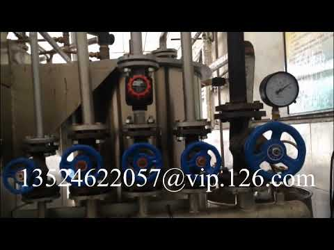 Vacuum Film Sugar Machine