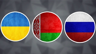 Восточные славяне : русские, украинцы, белорусы и русины