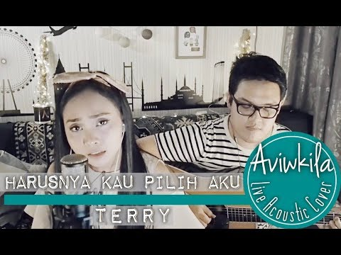 Download Lagu aviwkila harusnya kau pilih aku (cover) mp3