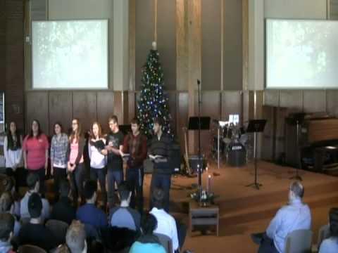Ohio Northern University Christmas Chapel Celebration 12/11/2014