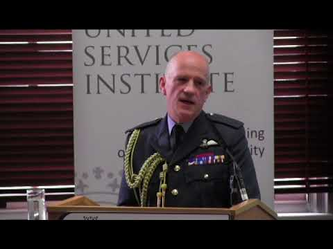 Lord Trenchard Memorial Lecture 2017