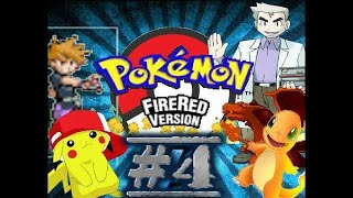 El mejor en la lucha | pokemon rojo fuego #4