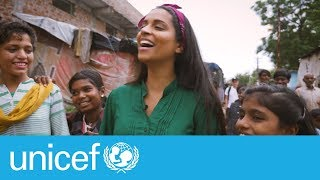 Lilly Singh joins our family ❤️ I UNICEF