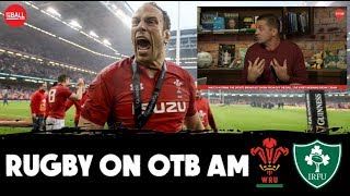 'Ireland can't take any sh*t from Wales' | Alan Quinlan