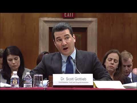 Tom Presses FDA Commissioner to Protect Kids from E-Cigarettes
