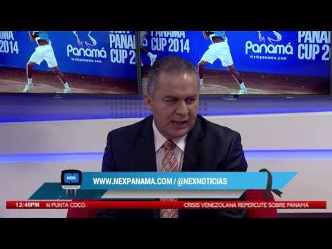 Se dará inicio al Visit Panama Tennis Cup 2017