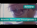 Running Away as a Man - Rewrite: Moon and Terra Episode 5 Anime Review