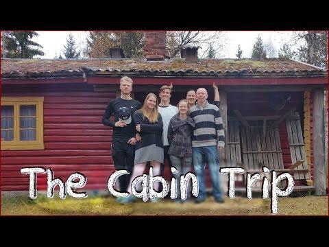 Norwegians go to the Cabin / Hyttetur