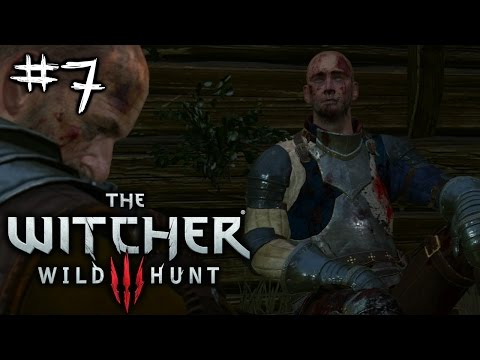 Deserters - The Witcher 3 Wild Hunt PC Playthrough Part 7