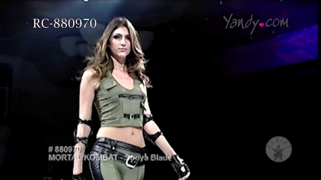 Sonya Blade Costume Ru 880970