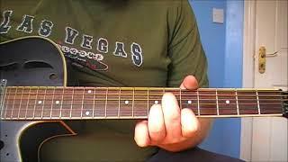 kings of leon conversation piece guitar lesson