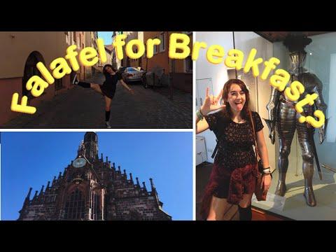 Spending the Weekend in Nuremburg || Germany Travel vlog 004