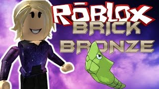 SHE STOLE MY NECKLACE!!! - Roblox Brick Bronze Ep 2