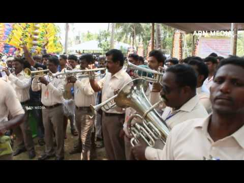Kairali Band Set Team Masterpiece 2017 | Angamaly Diaries Opening BGM
