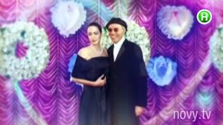 Анжелина Джоли вручила мужу флакон с кровью. Шоумания, 13.11.2014