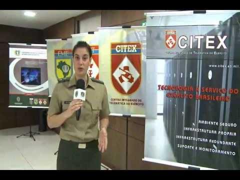 EN 115 -  II Seminário de Defesa  Cibernética do Ministério da Defesa