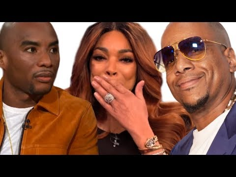 """Charlamagne Tha God Is Concerned For Wendy Williams 