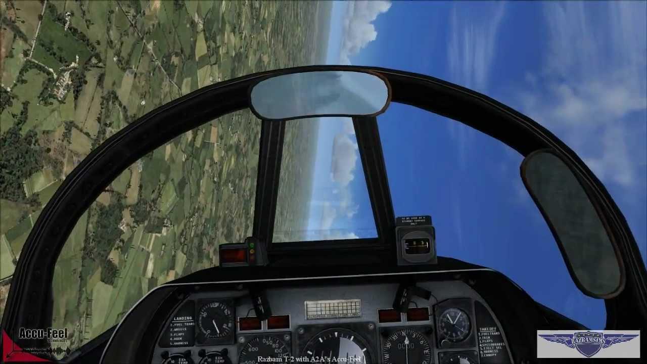 Accu-Feel v 2 Air, Land & Sea (P3Dv4)