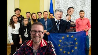 Петр Алексеевич Зеленский и студенты