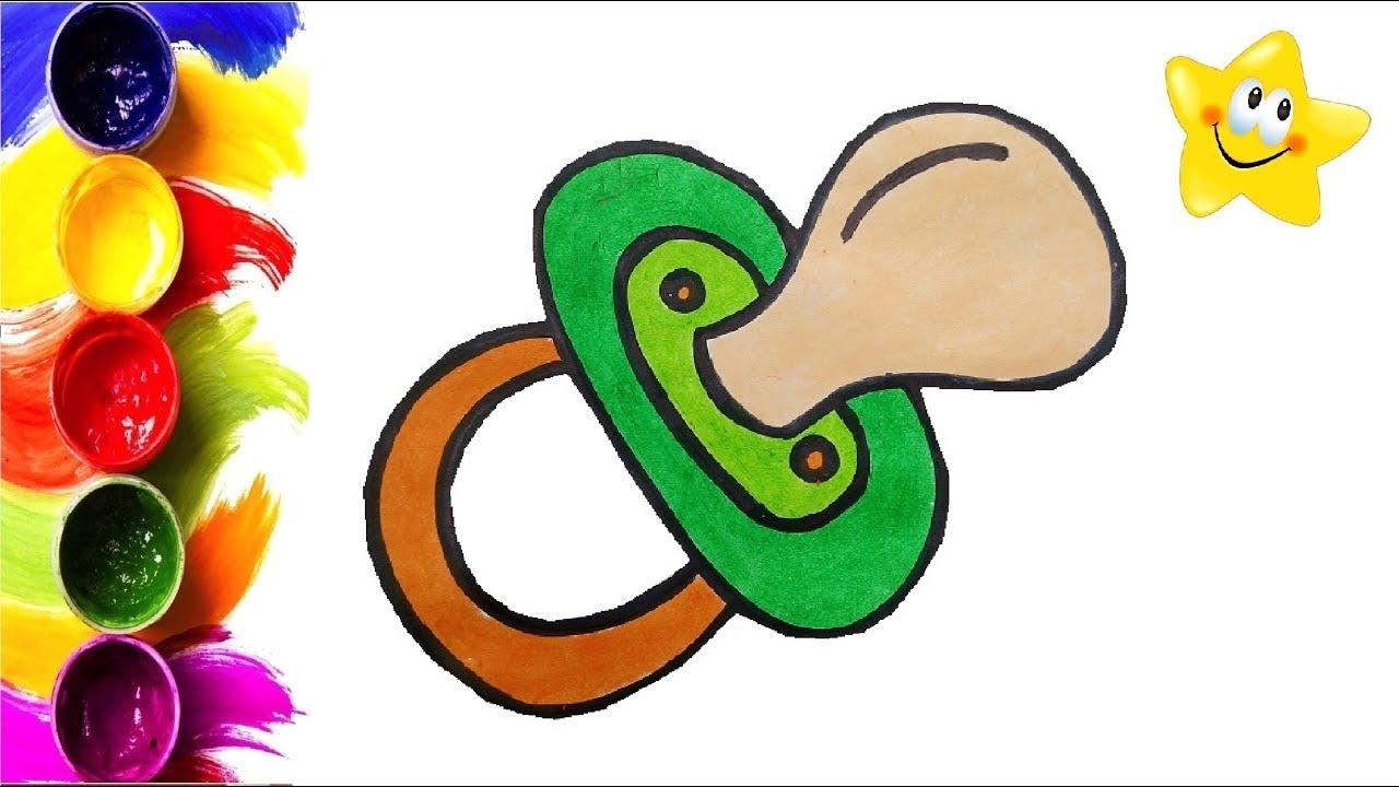 Рисунок, раскраска для детей ПУСТЫШКА. Мультик - Раскраска ...