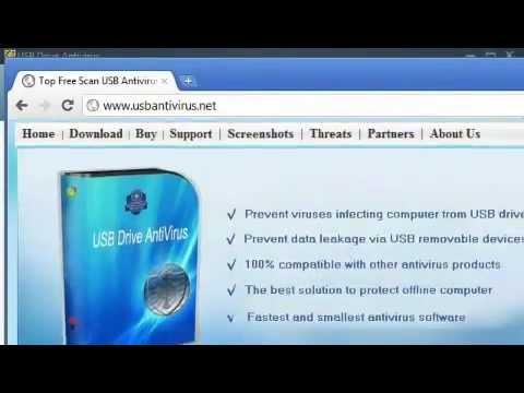 best usb antivirus scanner free download