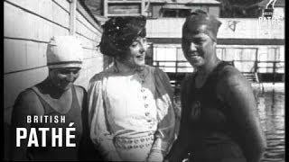 Miss Annette Kellerman's Congratulations (1922)