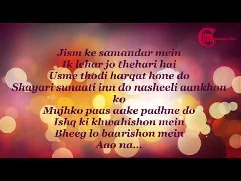 Tumhe Apna Banane Ka - Full Song with LYRICS - by mOnash cReaTion