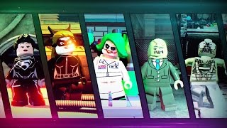 LEGO Batman 3: Beyond Gotham - Season Pass Trailer