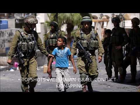 SOS Going Out To The United Nations - From Palestine Children