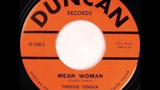 Freddie Fender - Mean Woman