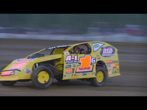 """Summit American Modified Series- """"The Trifecta"""""""
