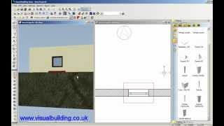Visual Building Tutorial: Creating A Window With Lintel