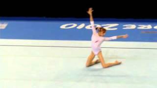 Viktoria Komova RUSSIA (YOG 2010 - AA Floor)
