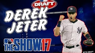 Derek Jeter Road To The Show! MLB The Show 17 RTTS Gameplay