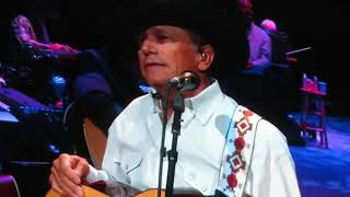 Watch George Strait She Let Herself Go video