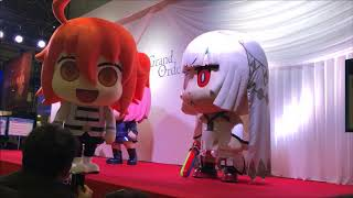 Anime Japan 2018 Fate Grand Order Gudako and her servants