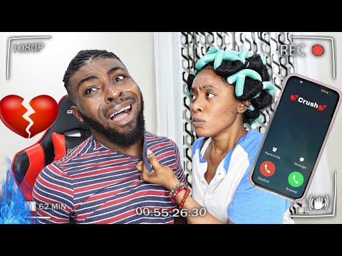 Saw A Next Girl Number In My Phone *Epic Reaction *