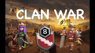 Clash of Clans Clash with Underworld Clankrieg Comeback Teil 1 Deutsch / German