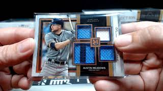 2020 Topps Museum Collection Baseball Half Case Break #1