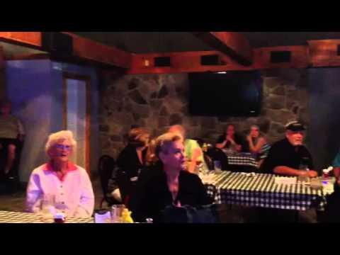 Karaoke 6-25-14 Scottie