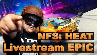 JUCAM NOUL NFS!  (FACEM STORY-UL - Part 2) | Need For Speed: HEAT (Deluxe Edition)